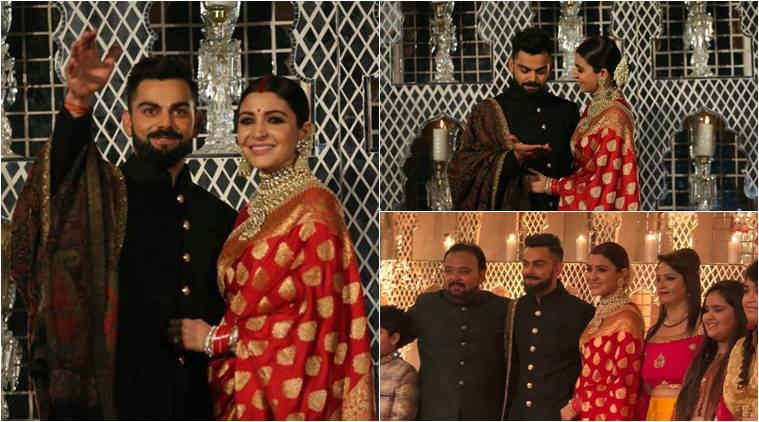 Anushka Sharma And Virat Kohlis Delhi Reception: Yes, PM Modi Was There