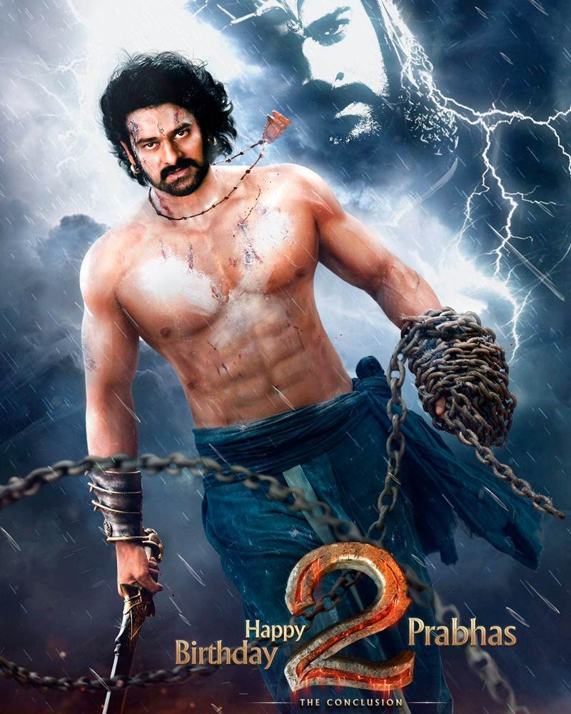 Baahubali 2 first poster out