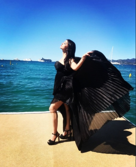 Femme Fatale At Cannes