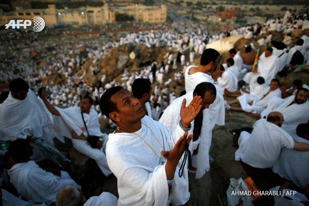 Hajj pilgrimage reaches its climax on Sunday