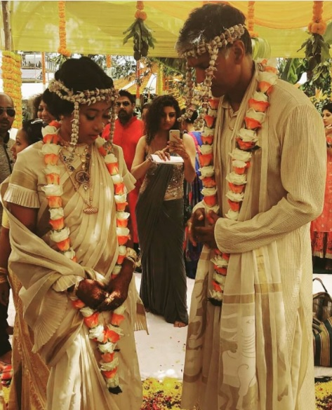 Milind Soman Marries Ankita Konwar