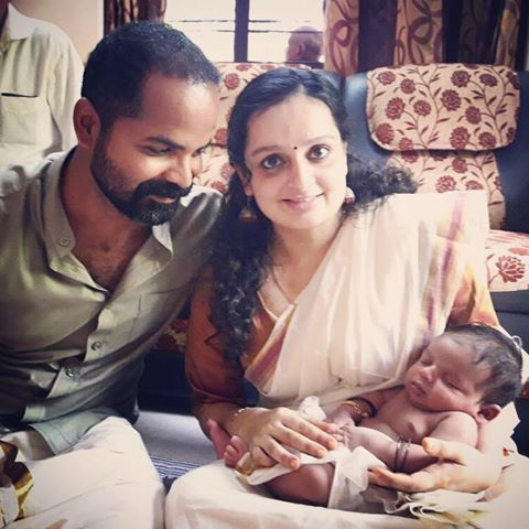 Vinay Fort and wife names their son Vihaan